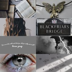 "Tessa Gray. ""If no one in the world cared about you, did you really exist at all?"""