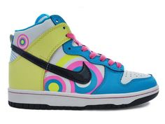 huge selection of c3f34 8bf53 Nike Dunks High GS Ripples Womens,Style code316604-100 Nike High Tops