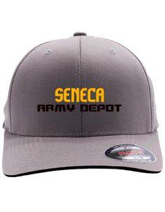 Seneca Army Depot Wooly Cap With Sandwich Bill   KART KONG