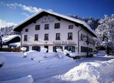 Gastof Post Klais. Garmisch, Germany.  Large, comfortable rooms.  Great, traditional German restaurant.  The crispest, freshest air you'll ever breathe.  Hiking trails through the alps in every direction.