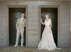Carol Hannah Kensington gown real wedding inspiration with Buffy Dekmar Photography