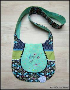 Von Mäusen und Nähten: Tasche nach #Allerlieblichst