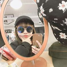 chuu, loona #KoreanFashion