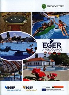 Eger, A fürdőváros;