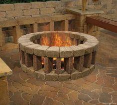 42 diy backyard fire pits design ideas