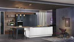 ewe kitchen provide modern, country house style and premium kitchen. Style At Home, Country Style Homes, Living Room Interior, Kitchen Interior, Küchen Design, House Design, Dark Castle, Interior Styling, Interior Design