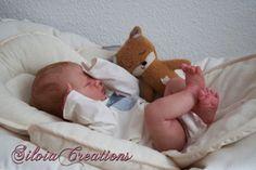 Reborn Logan por Silvia Creations