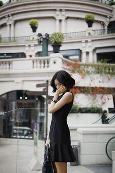 sweet as honey Korean Girl Fashion, Asian Fashion, Korean Beauty, Asian Beauty, Yoon Sun Young, Look Formal, Asia Girl, Young Models, Korean Model