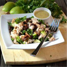 Chicken Apple Kale Salad