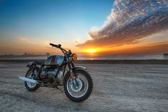 MotArt: BMW R45 PURE by Ton-Up Garage