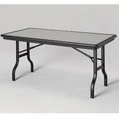 IndestrucTable Folding Tables - Gray granite by IndestrucTable™. $404.43. Lighter than standard folding tables, top-quality IndestrucTable Folding Tables are easy to transport, set-up and store. Heavy-duty construction features a laminate inlay top wrapped in tough, steel-reinforced resinite. Holds up to 1500 lbs. Easy to transport, set-up and store. Powder-coated frame. Meets ANSI/BIFMA safety standards.