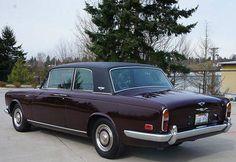 1967 Bentley Two-Door Saloon by James Young