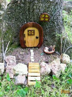 Hobbit Tree House