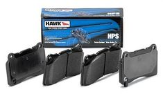 Hawk HPS Brake Pads Front - Rear Fitment 2013-2014 Focus ST