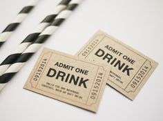 3eggsdesign freebie admit one drink ticket