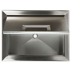 Shop for Drop in cooler stainless. Get free delivery On EVERYTHING* Overstock - Your Online Garden & Patio Store! Stainless Steel Hinges, Stainless Steel Types, Best Outdoor Furniture, Deck Furniture, Modern Tv Wall Units, Patio Store, Wall Unit Designs, Kitchen Layout, Ceiling Design