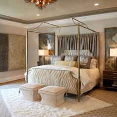 Canopy Bed For Master Bedroom