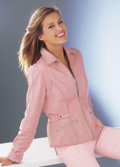 Leather Jacker for women