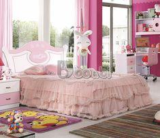 Giường ngủ màu hồng cho bé gái – lựa chọn hoàn mỹ cho phòng siêu xinh Toddler Bed, Furniture, Home Decor, Homemade Home Decor, Home Furnishings, Decoration Home, Arredamento, Interior Decorating