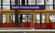 Berlin, S-Bhf Friedrichstrasse #TheCrazyCities #crazyBerlin
