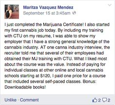 Enroll in Cannabis College Now