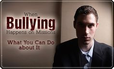 """Most missionaries have a wonderful mission experience, meeting new people and working together with them. But some experience more friction than others.  Experts say that bullying can happen anywhere--at school, at work, <a href=\""""http://ldsliving.com/story/76598-the-sad-truth-about-bullying-at-church\"""" target=\""""blank\"""">at church</a>, and yes, even on missions."""