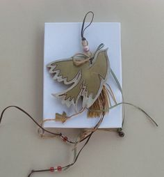 WOODEN DOVE / Lucky Charm / Picasso Inspired by allabouthandicraft