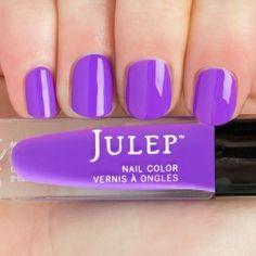 Julep - Denise (Bombshell) purple crocus crème