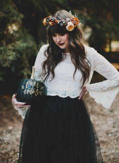 Halloween Wedding Inspiration