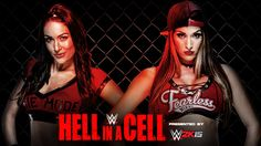 Brie Bella vs. Nikki Bella (Loser must become the winner's personal assistant) - http://yoursportsfeeder.com/wwe/brie-bella-vs-nikki-bella-loser-must-become-the-winners-personal-assistant/