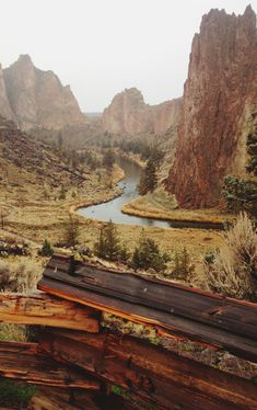 Smith Rock Gorge near Redmond, Oregon #PembertonFest// pembertonmusicfestival.com