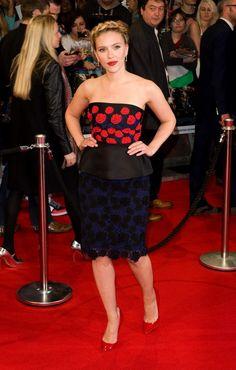 Smart Scarlett Johansson ...Fashionable Hairstyles ...