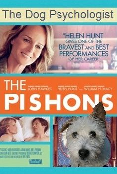 Mix a dog psychologist with sessions and get Pishons! Oscars 2013, Helen Hunt, Brave, Career, Dogs, Carrera, Pet Dogs, Doggies