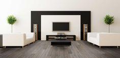 Prachtige moderne woonkamer