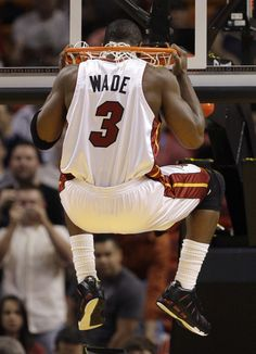 """One of """" The Best """" players in the league , Dwyane Wade ."""