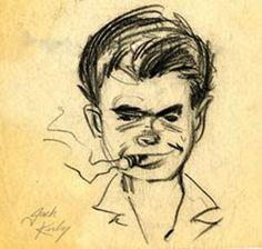 Jack Kirby by Jack Kirby.