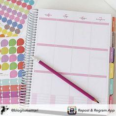 Nada supera a satisfação de ter uma superfície física para desenhar e planejar a semana! Compre online • Receba em casa www.paperview.com.br #meudailyplanner #dailyplanner #planejamento #plannercommunity