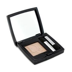 A single-shade eye shadow    Features a unique wet/dry formula for a custom & professional finish    Made with silky & finely-milled powder    Provides a delicate hint of shimmer    Available in three shade series: Nude, Pop & Smoky that give a variety of finishes    Encased in a mirrored compact with two brush applicators    To use: Apply with the dry brush for a subtle sophisticated day look; Or dampen the brush for bolder, more intense & vibrant solid color