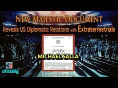 New Majestic Document Reveals US Diplomatic Relations with Extraterrestrials - YouTube