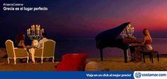 #CostamarTravel En #Grecia la respuesta siempre será ¡si, quiero! www.costamar.com