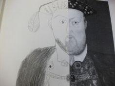 henry viii primary school artwork - Google Search Painting For Kids, Art For Kids, Tudor Monarchs, Creative Curriculum, Tudor History, Henry Viii, Family Album, Classroom Displays, Primary School