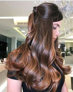 Haircuts For Long Hair, Layered Haircuts, Cool Hairstyles, Pixie Hairstyles, Cabelo Ombre Hair, Balayage Hair, Ombre Bob, Ombre Hair Color, Wavy Hair