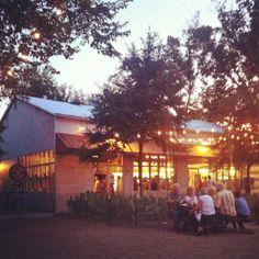 Dallas Restaurant - Chicken Scratch + The Foundry
