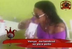 El Video De Venya Ajustándose Su Pica Pollo #Video