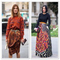 Street Style: Paris Fashion Week! www.starinmoi.com #starinmoi