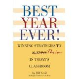 Best Year Ever! Winning Strategies To Thrive In Today's Classroom (Paperback)By Bill Cecil