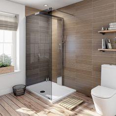V6 Designer Shower System 1200 x 900 inc Tray