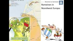 2.  Romeinen en Germanen