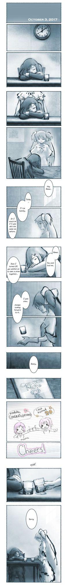 I shed a tear>>NOT OK