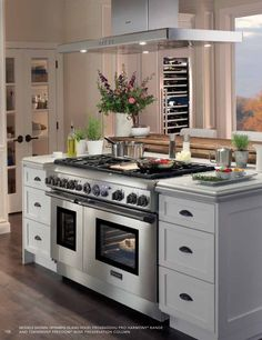1000 Images About Thermador Dream Kitchens On Pinterest